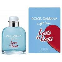Dolce & Gabbana Light Blue Pour Homme Love is Love