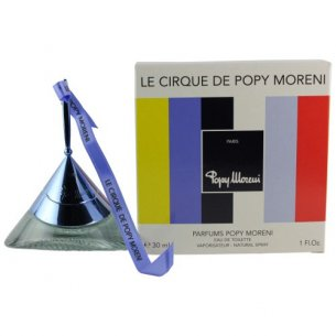 Popy Moreni Le Cirque de Popy Moreni