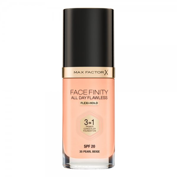 Тональная основа Max Factor Facefinity All day Flawless 35 Pearl Beige