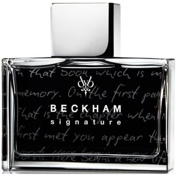 David Beckham Signature Story Men