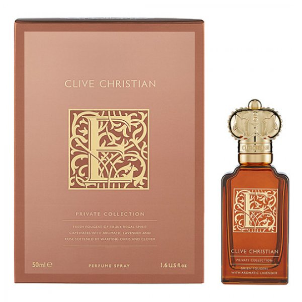 Clive Christian E for Women Green Fougere With Aromatic Lavender