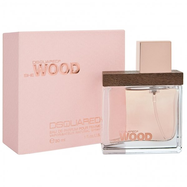 Dsquared2 She Wood pour femme