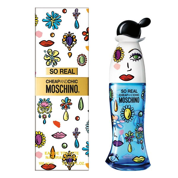 Moschino So Real Cheap and Chic