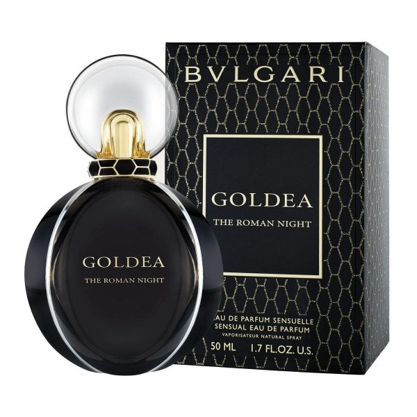 Bvlgari Goldea The Roman Night eau de parfum Sensuelle