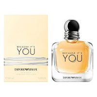 Giorgio Armani Because It`s You