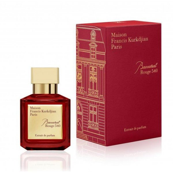 Maison Francis Kurkdjian Baccarat Rouge 540 Extrrait de Parfum
